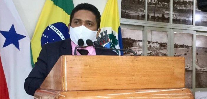 Fala do Vereador Jackson leva até a câmara o deputado estadual Igor Normando da comissão de saúde da ALEPA