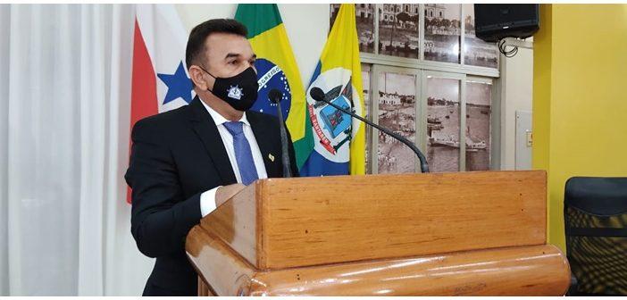 Vereador Erlon Rocha (MDB) solicita ao Executivo a construção de escola para a comunidade Nova Esperança