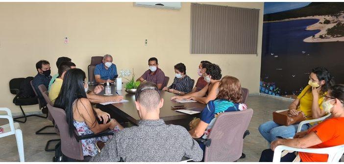 Líder do Governo reúne com prefeito para articular melhorias a comunidades da região de Planalto Santarém-Cuiabá