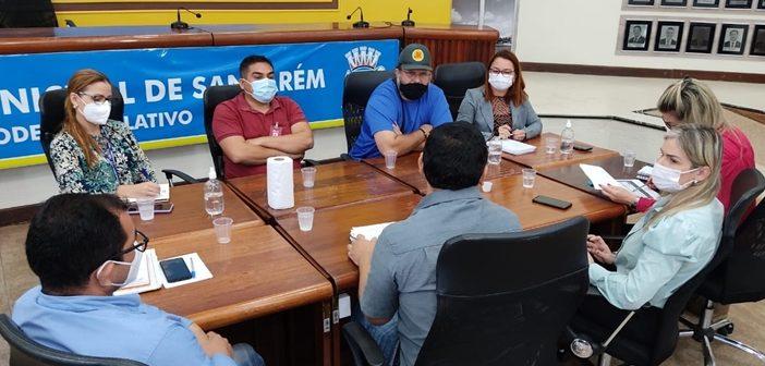 Vereadores sugerem mudanças no projeto de reforma da Emergência do Hospital Municipal de Santarém