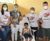 Vereador Elielton Lira apoia projeto que leva ações sociais para comunidade Boa Vista do Tapará