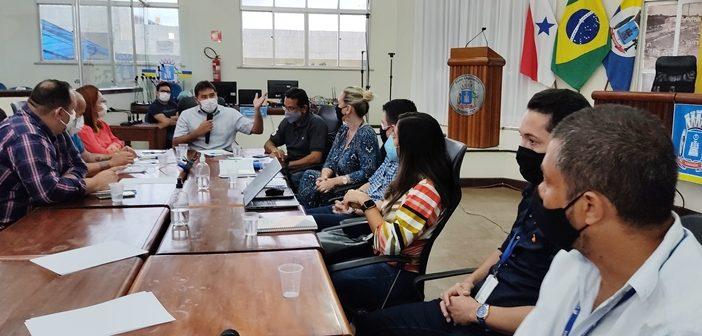 Cosampa faz explanação sobre o Projeto de Esgotamento Sanitário de Alter do Chão