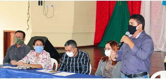 Comissão de Educação da Câmara participa de Fórum Municipal