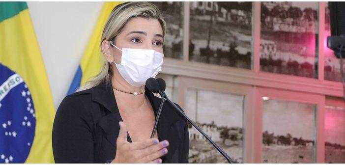 Adriana Almeida relata visita técnica ao Hospital Municipal de  Santarém